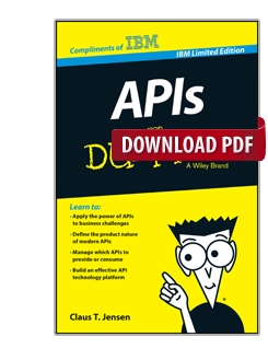 API's for dummies