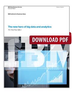 Op zoek naar de superhelden van big data