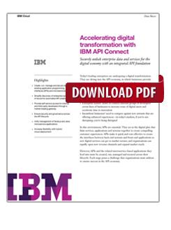 Versnel jouw digitale transformatie met API's