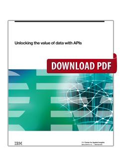 Zet uw data aan het werk met API's